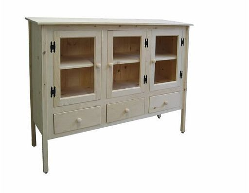 we can even build your furniture in your style your size and your wood and custom finish it in our finishing shop - Naked Furniture