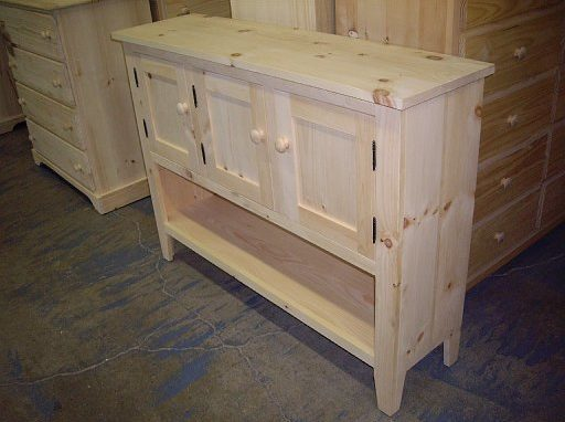 we can customize your furniture to fit your space perfectly condo sized furniture is our specialty choose your wood your stain and your size and let us - Naked Furniture