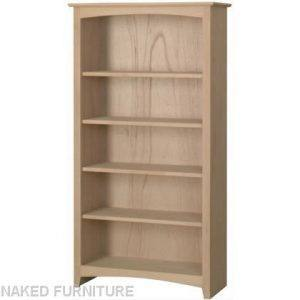 solid wood handcrafted Fancy bookcase-01