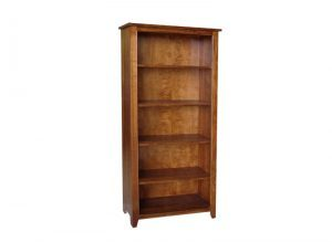 A-series solid wood bookcase-00