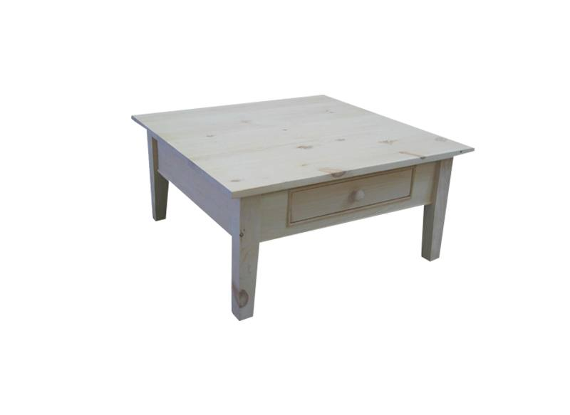 solid wood A-Series coffee table