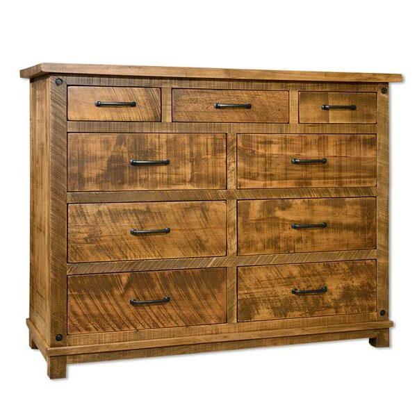 solid wood bedroom case-01