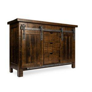 solid wood handcrafted Bar Board Buffet -01