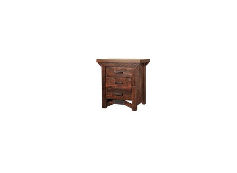 Carlisle Solid Wood nightstand
