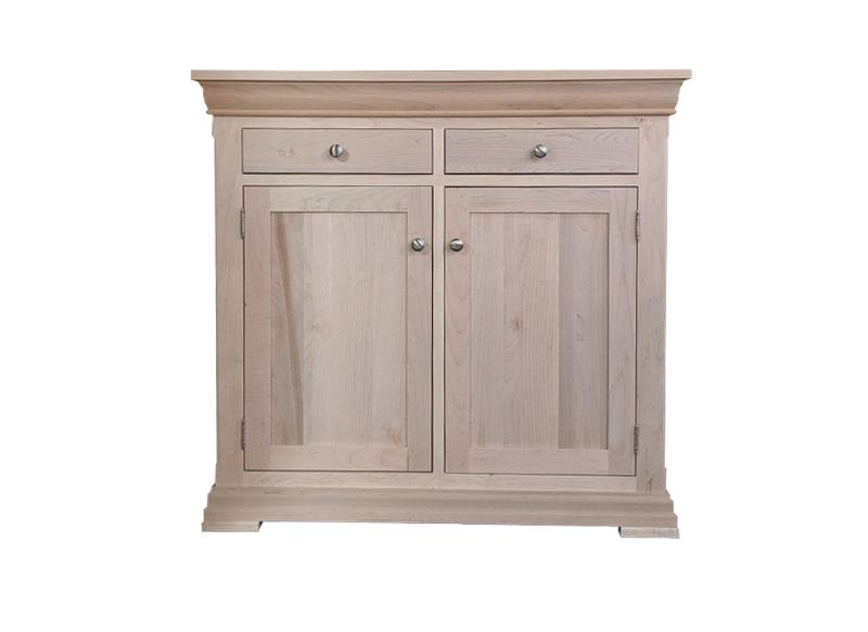 Solid wood Manhattan Buffet-Handcrafted-01