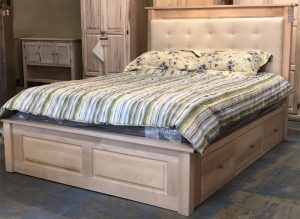 solid wood storage bed-04