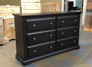Hockley solid wood bedroom set-dresser-02