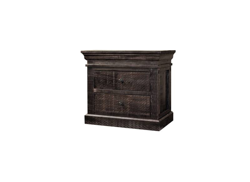 Keatsway Bedroom Case-solid wood nightstand