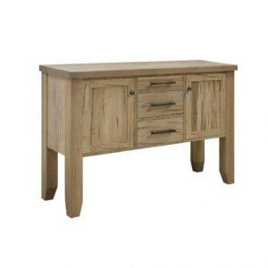 Mansfield Solid Wood Sideboard-server-handcrafted