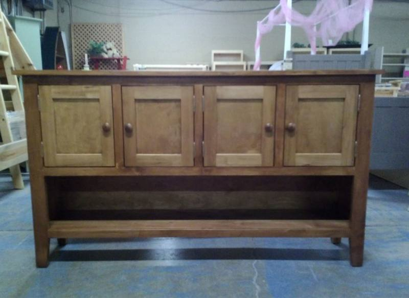 Marco Solid Wood Sideboard-handcrafted-02