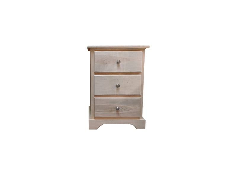 marco solid wood nightstand-02