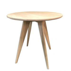 Mid Century Modern table-solid wood table-001