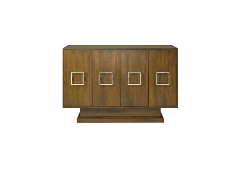 solid wood handcrafted Modern Buffet