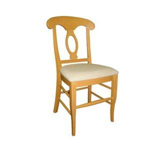 Napolean dining Chair-hadcrafted-solid wood