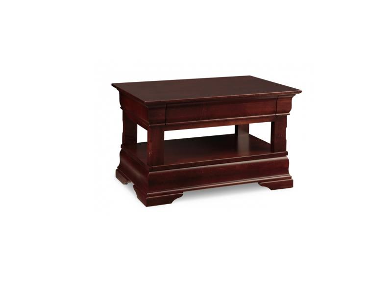 solid wood Phillipe coffee table