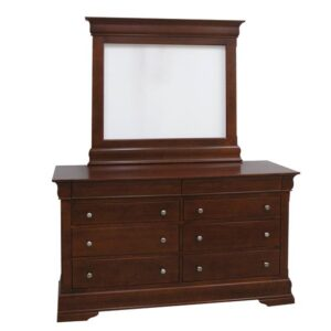 Phillipe Bedroom Furniture-solid wood dresser-01