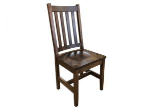 Muskoka Dining Chair-solid wood handcrafted