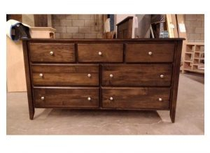 Thornbery Bedroom Case -solid wood dresser-05