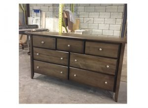 Thornbery Bedroom Case -solid wood dresser-06