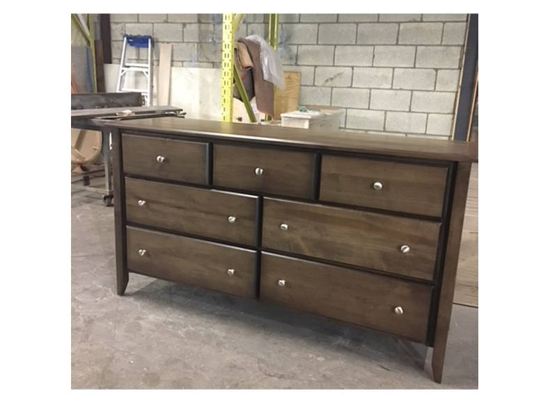 Thornbery Bedroom Case -solid wood dresser-06