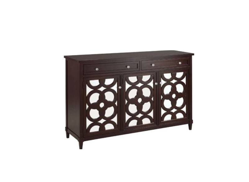 solid wood hadncrafted victoria buffet