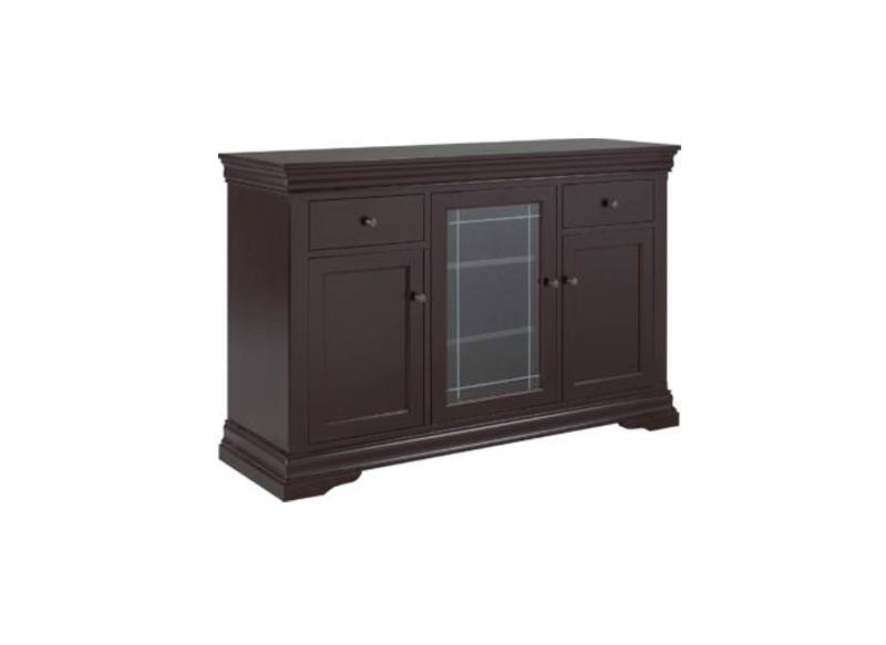 solid wood handcrafted Victoria Royal buffet-01