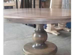 Dutchess Dutchess Solid Wood Round Table-07