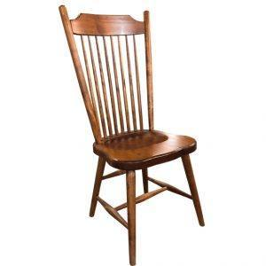 Fancy Farmhouse solid wood Chair-handcrafted