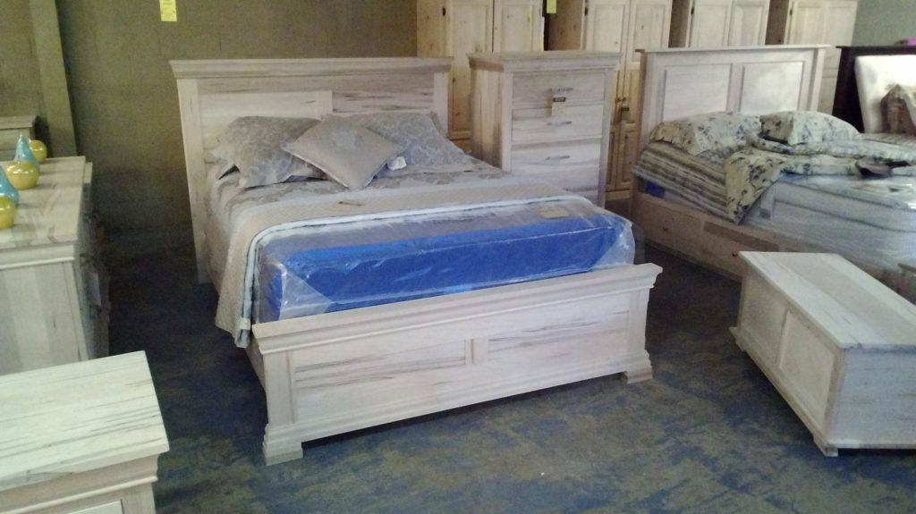 Solid wood storage bed-Manhattan bed-08