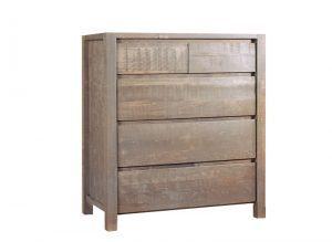 solid wood Meta Bedroom Case-chest