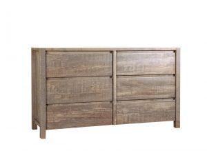 solid wood Meta Bedroom Case-dresser