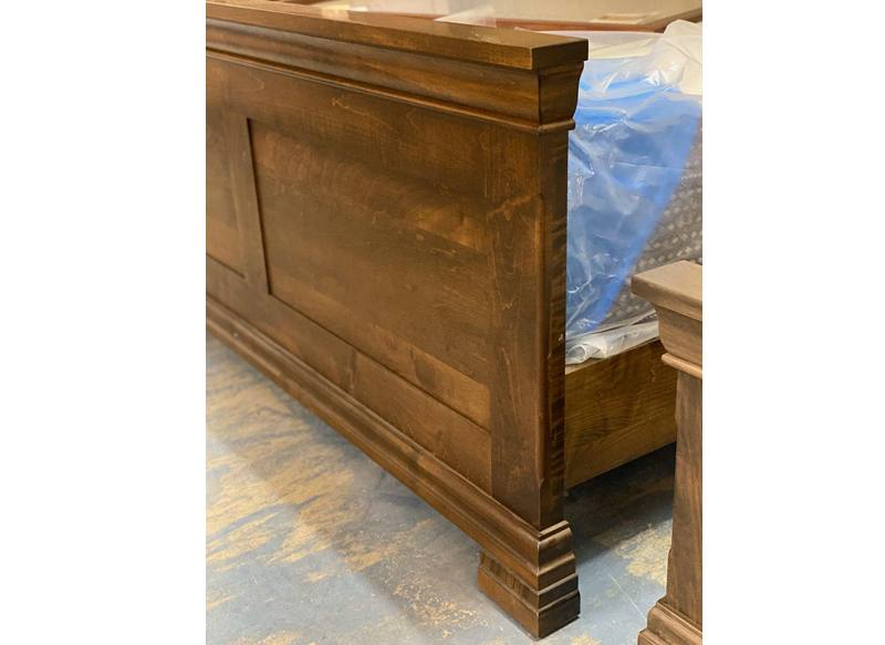 Solid wood storage bed-Manhattan bed-05