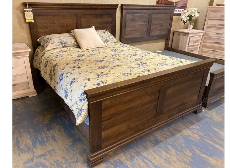 Solid wood storage bed-Manhattan bed-03