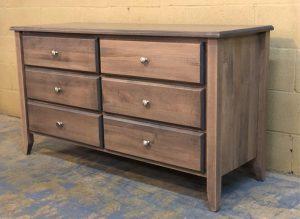 Thornbery Bedroom Case -solid wood dresser-04