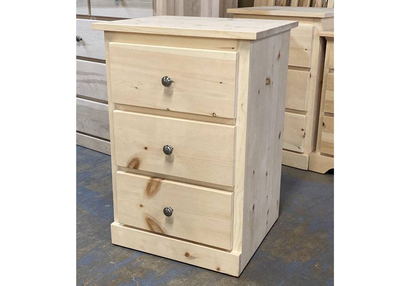 marco solid wood nightstand-03