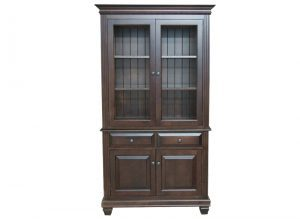 solid wood Florentine Buffet and Hutch -handcrafted-03