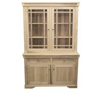 Legacy Madrid Buffet and Hutch-solid wood- customized