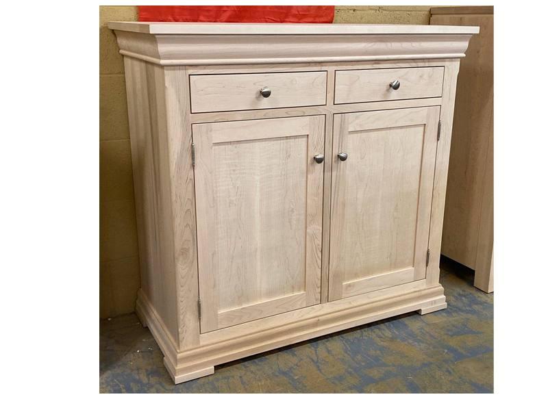 Solid wood Manhattan Buffet-Handcrafted-04