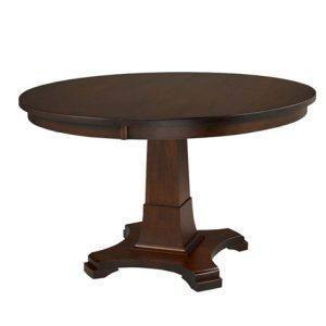 Abbey dining table- solid wood handcrafted