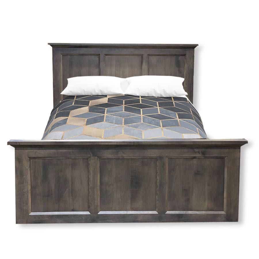 Algonquin storage bed-solid wood handcrafted-01