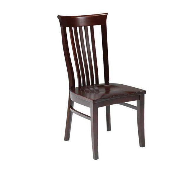 Athena chair-solid-wood-unfinished