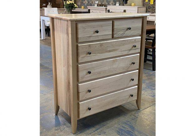 Thornbery Bedroom Case -solid wood chest-02