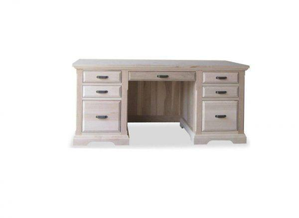 solid wood Chateau Office Desk
