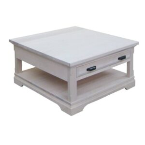 Chateau solid wood Coffee Table