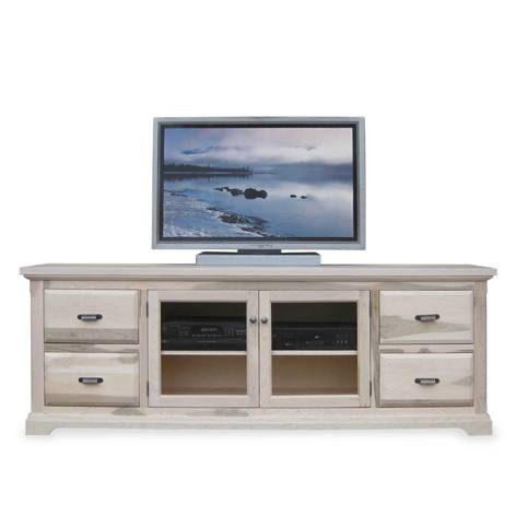 solid wood Chateau TV Table-entertainment unit