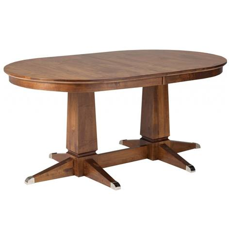 Danish dining table-solid wood handcrafted01