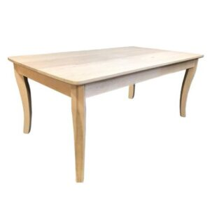 french curve table-handcrafted-solid wood-01