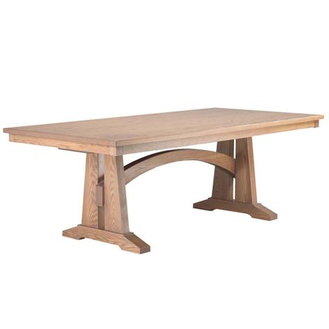 Golden Gate solid wood table-handcrafted