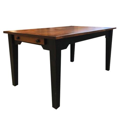 Harvest Dining Table-handcrafted-solid wood-01