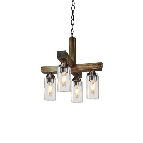Home Glow chandelier- AC10864DP-01